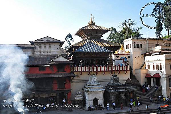 帕素帕蒂納廟(Pashupatinath)-4