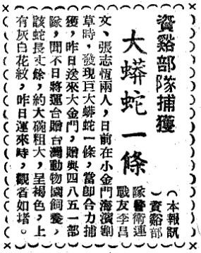 19500904正氣中華報