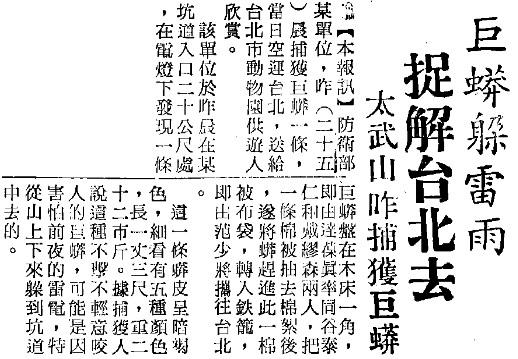 19640626正氣中華報