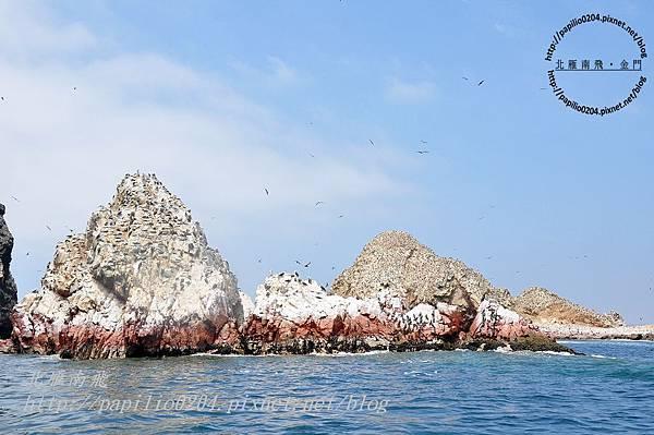 東島(isla este)周邊礁岩