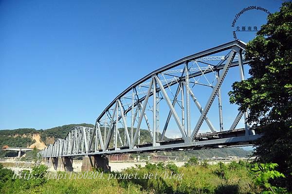 舊山線鐵道大安溪鐵橋