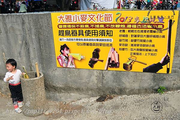 2013大雅小麥文化節麥蛇玩藝活動會場-3