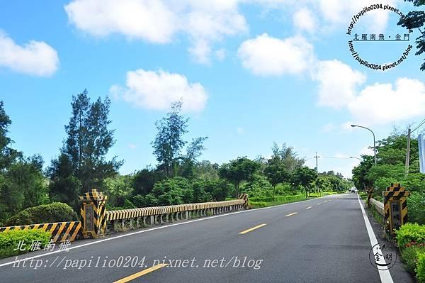 黃海路陽明橋段