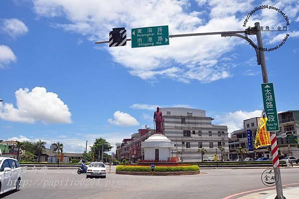 0631黃海路太湖路交叉口