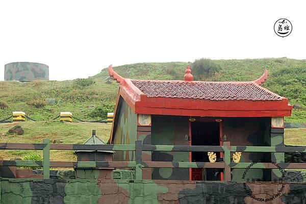 烏坵天上聖母廟外觀