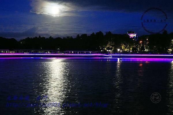 20130623 莒光湖夜色