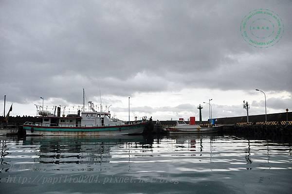 清晨的碧砂漁港