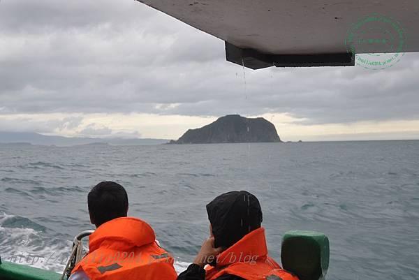遠望基隆嶼