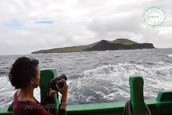 海上遠望棉花嶼