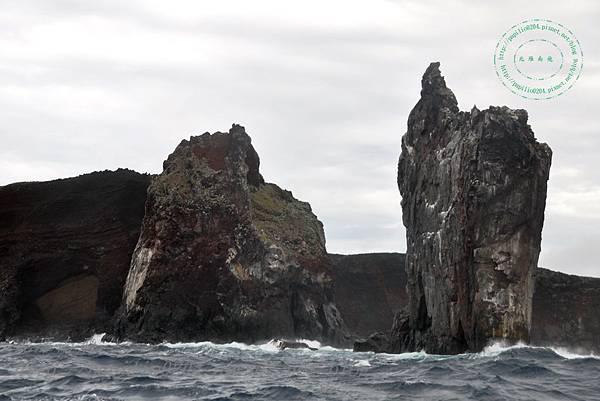 棉花嶼與屏風岩
