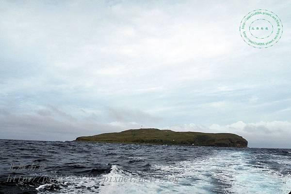 海上遠望彭佳嶼