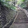 二沙灣砲台(海門天險)中正路入口階梯
