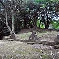 二沙灣砲台(海門天險)古墓區
