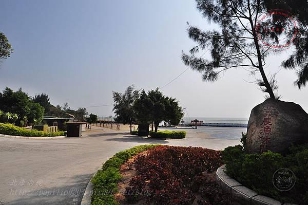 01正義農漁休閒區入口(成功海堤出海口).JPG