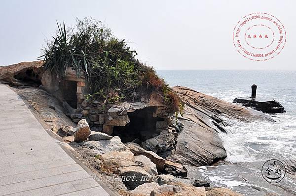 18成功海岸崩毀的碉堡.JPG