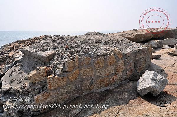 30成功海岸崩毀的碉堡.JPG