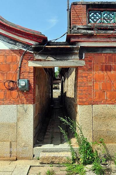 14金門城南門建築群-金門城57號與58號間前隘門.JPG