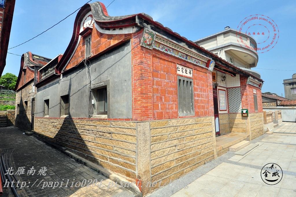 19金門城南門建築群-金門城62號(王西東宅)