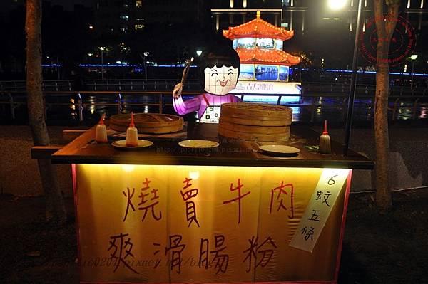 20 2014中臺灣元宵燈會香港花燈.JPG