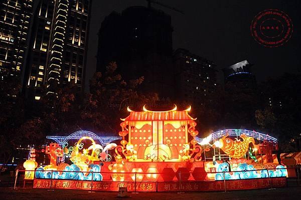 21 2014中臺灣元宵燈會廈門花燈.JPG