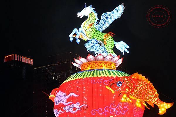 25 2014中臺灣元宵燈會四川自貢燈區.JPG