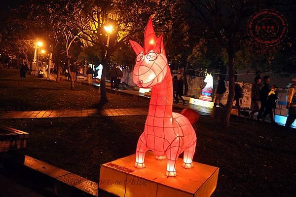 29 2014中臺灣元宵燈會傳統創作燈區.JPG