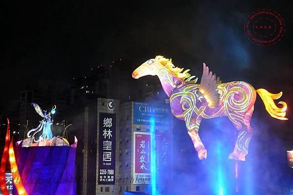 39 2014中臺灣元宵燈會主燈飛馬獻瑞.JPG