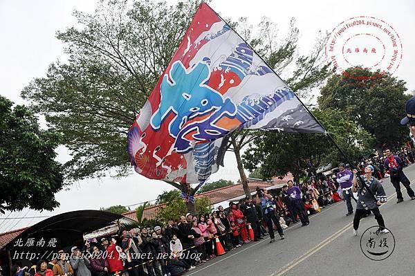 37 2014台灣燈會踩街遊行日本北海道-YOSAKOI SORAN 夢想漣ESASHI.JPG