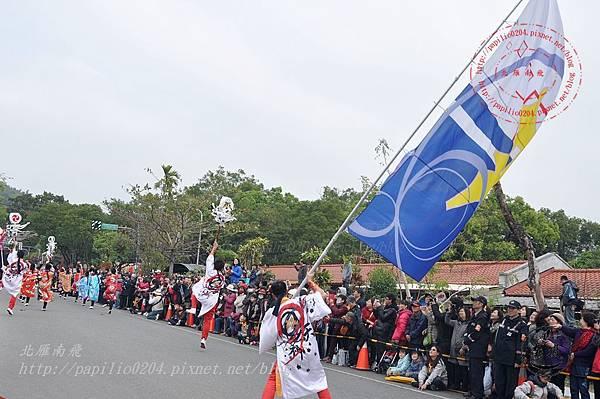 42 2014台灣燈會踩街遊行日本北海道-YOSAKOI SORAN 平岸天神.JPG