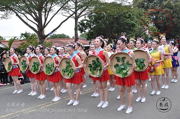 49 2014台灣燈會踩街遊行台灣國立臺中文華高級中學.JPG