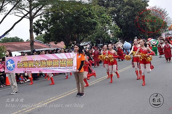 55 2014台灣燈會踩街遊行台灣觀光遊樂區協會.JPG