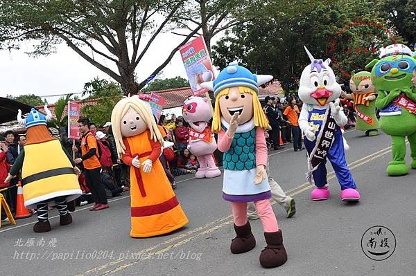 62 2014台灣燈會踩街遊行台灣觀光遊樂區協會.JPG