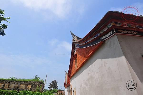 39黃天露宅與碉堡.JPG
