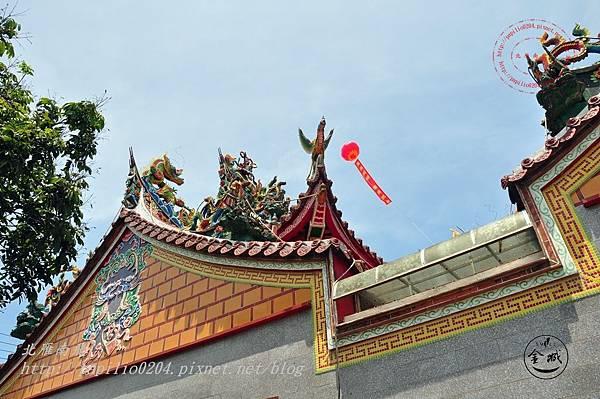 13金門城古地城隍廟屋頂.JPG