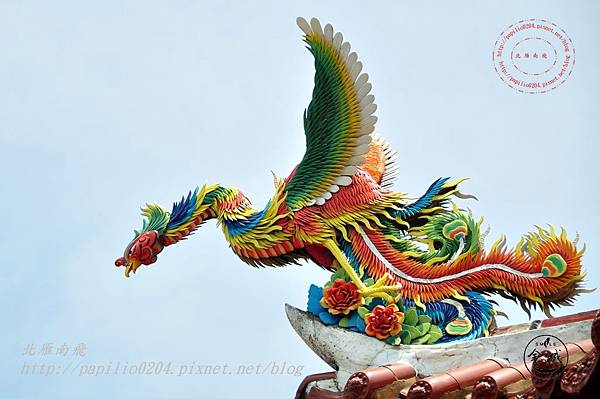 14金門城古地城隍廟屋頂剪黏.JPG