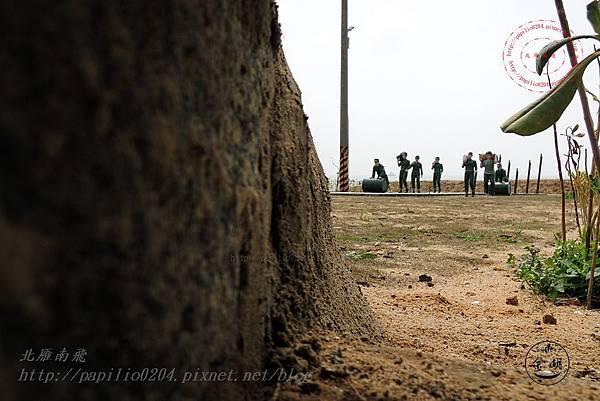 30 八二三砲戰紀念園區-運補坑道.JPG