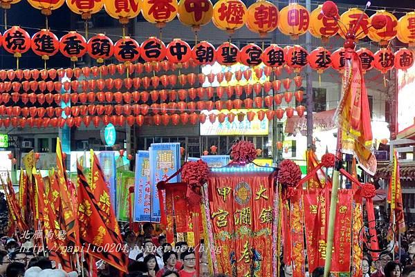 02 2014甲午年大甲鎮瀾宮媽祖遶境-0406三香拜廟