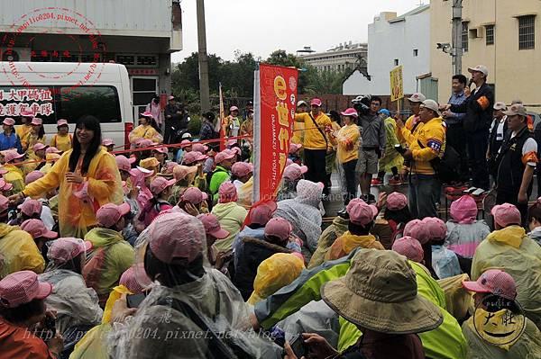 16 2014甲午年鎮瀾宮大甲媽祖遶境-0407遶境進香一日體驗.JPG