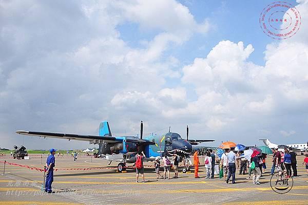 38 20140719清泉崗空軍基地營區開放-靜態展示.JPG