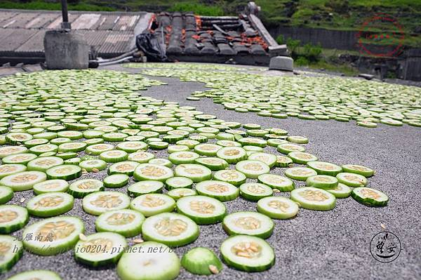 14東嶼坪地方特產的酸瓜