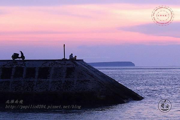 30東吉嶼夕陽