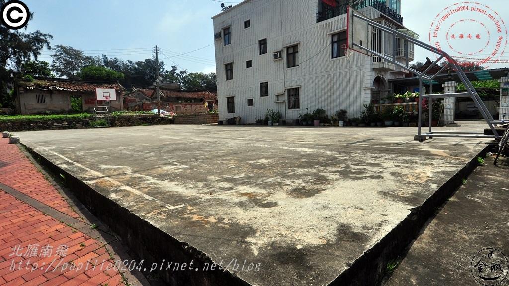 水頭新建籃球場落成誌碑
