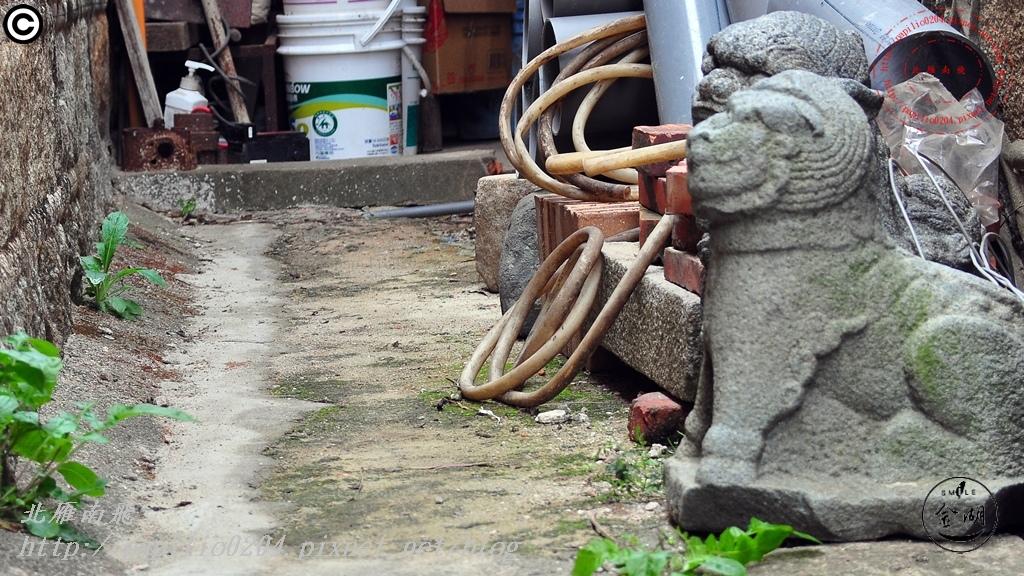 [金湖鎮] 瓊林風獅爺