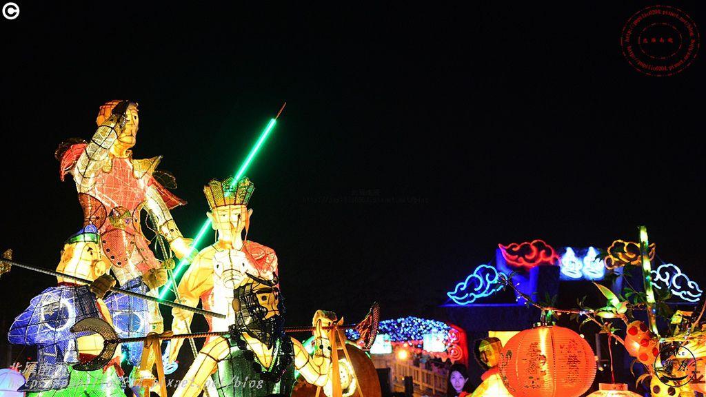 2016中台灣元宵燈會豐原燈區 20160217 - 005