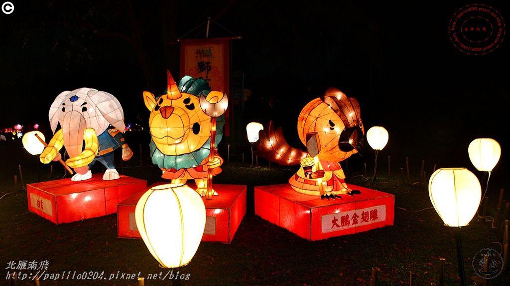 2016中台灣元宵燈會豐原燈區 20160217 - 025