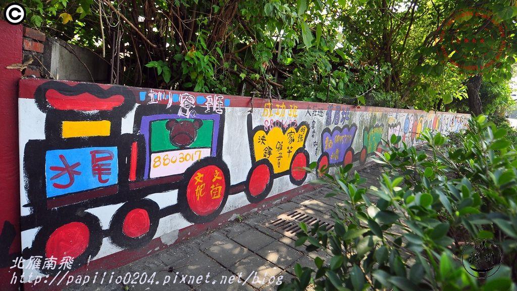 26溪洲水尾村社區縱貫公路旁彩繪壁畫.JPG