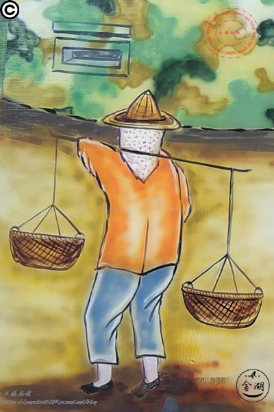 金門瓊林彩繪壁畫001.JPG