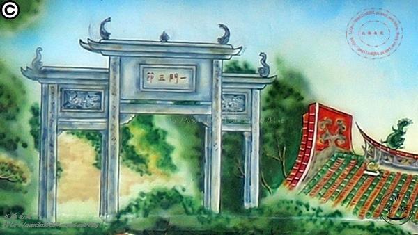 金門瓊林彩繪壁畫012.JPG