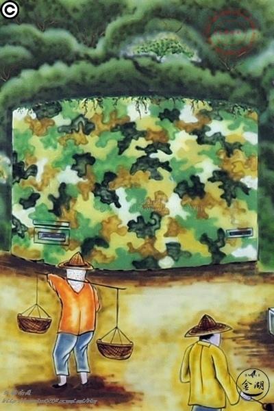 金門瓊林彩繪壁畫013.JPG