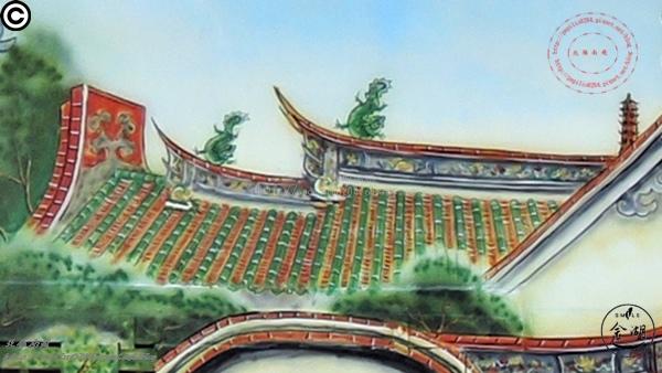 金門瓊林彩繪壁畫014.JPG